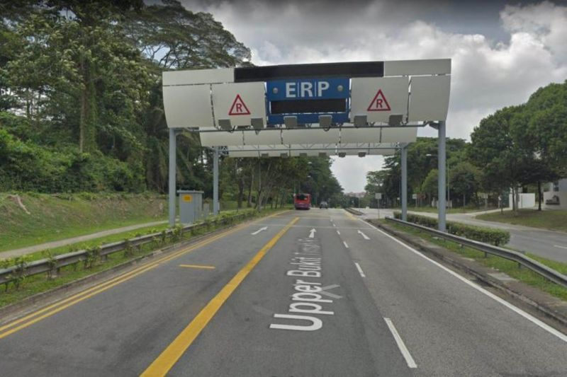 ERP Charges During Peak Periods Removed