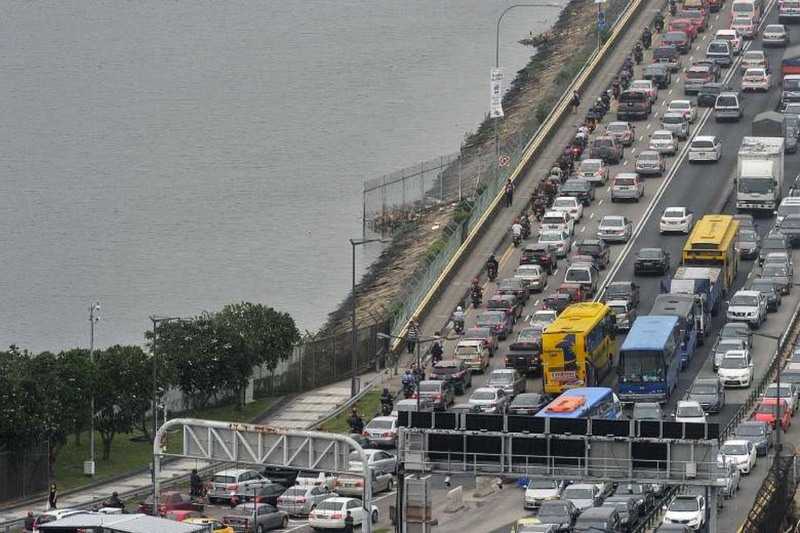 Driving to Malaysia? Here are the 3 most important things to look out for.