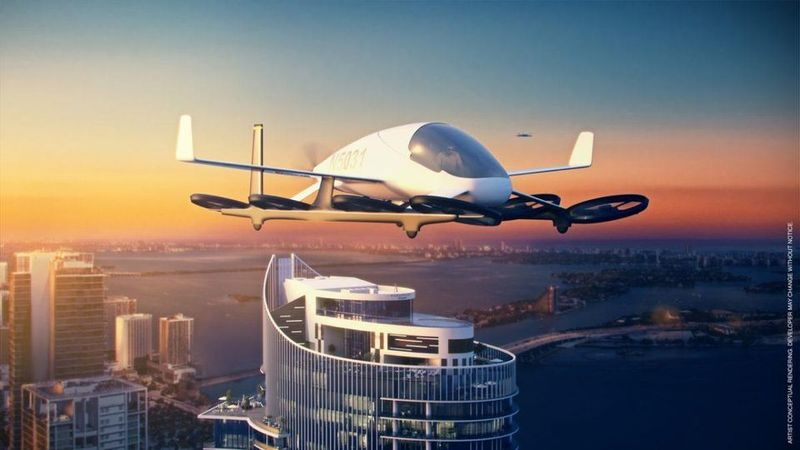 Flying Cars in Singapore