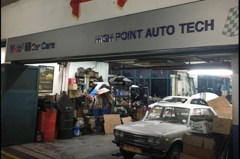 High tech auto