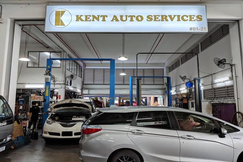 Kent auto services