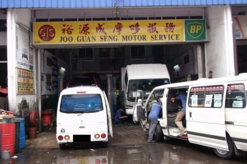 Joo Guan Seng Motor Service