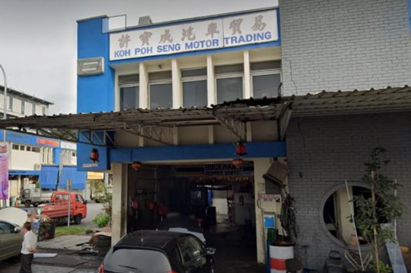 Koh Poh Seng Motor Trading