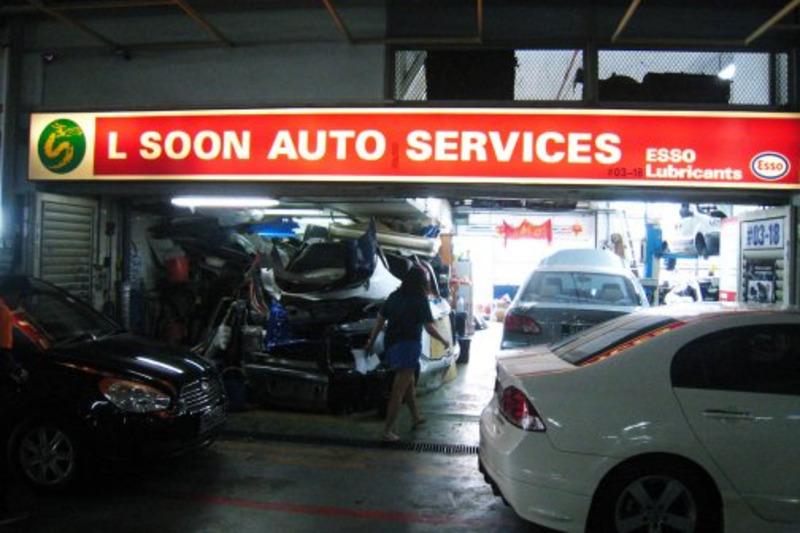 L soon auto