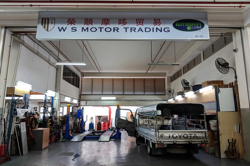 W s motor trading