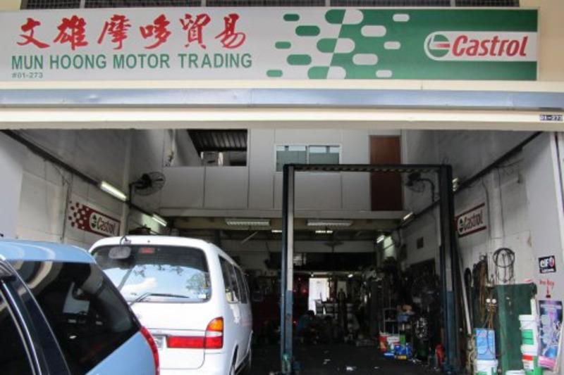 Mun hoong trading