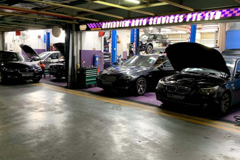 Riverview Auto Services