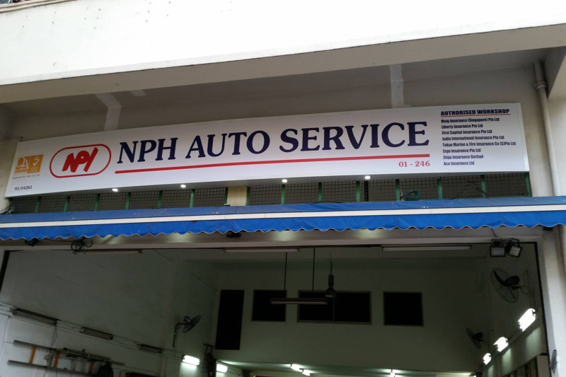 NPH Auto Service (Workshop)