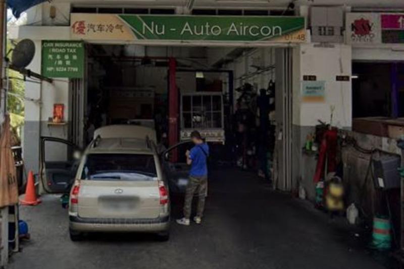 Nu auto aircon