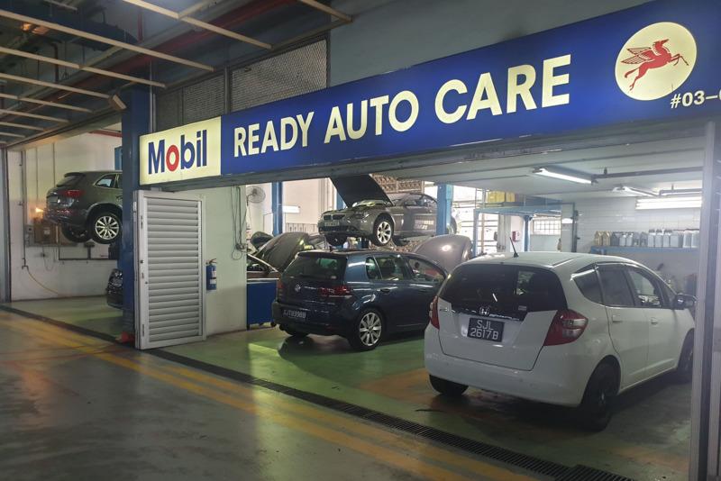 Ready auto care