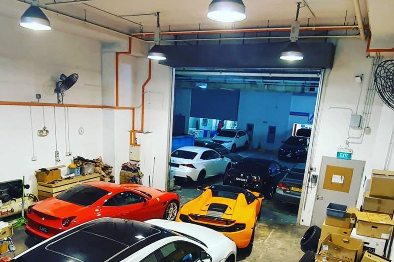 YSR Garage