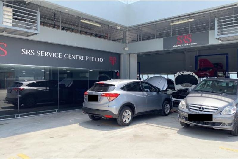 SRS Service Centre