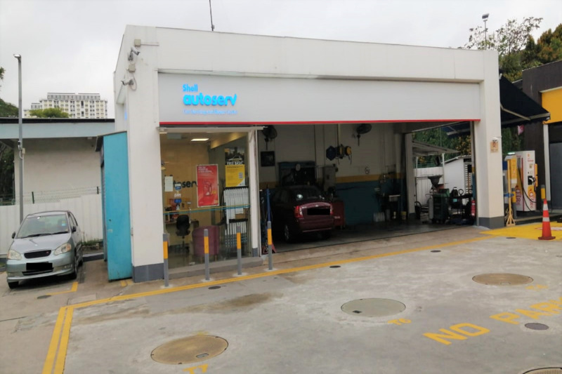 Shell Autoserv Boon Lay