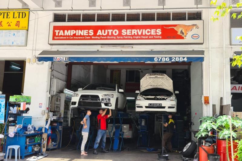 Tampines Auto Services