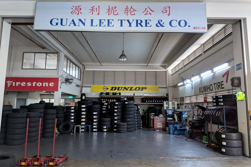 Guan lee tyre   co.