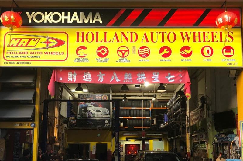 Holland auto
