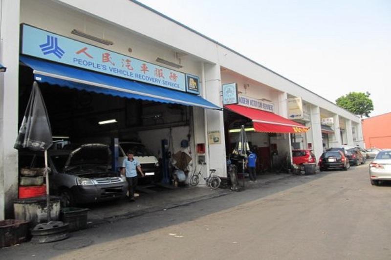 People s vehicle workshop