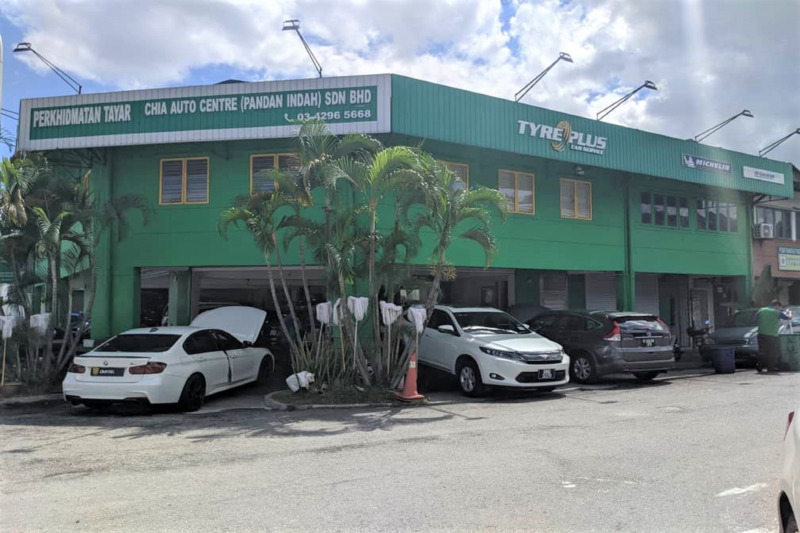 Tyreplus Chia Auto Centre (Pandan Indah)
