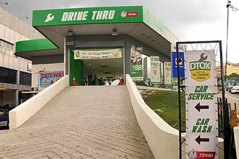 DTOX Car Service (Petaling Jaya Seksyen 8)