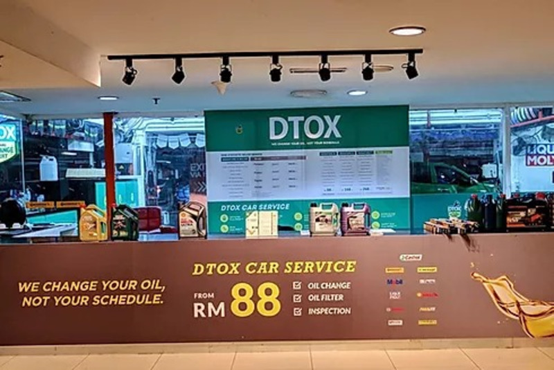 DTOX Car Service (Empire Subang)