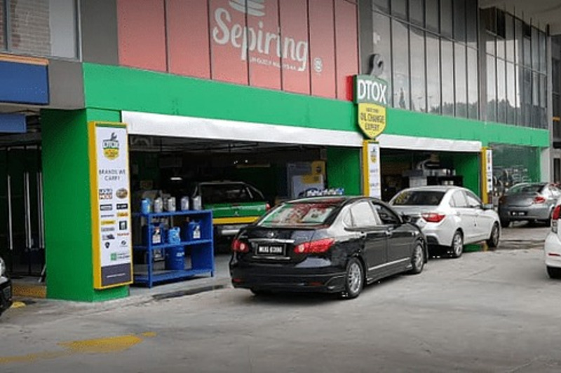 DTOX Car Service (Dpulze Cyberjaya)