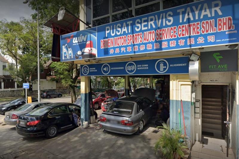 DriveIn Motor Sports Auto Service Centre (Hartamas)