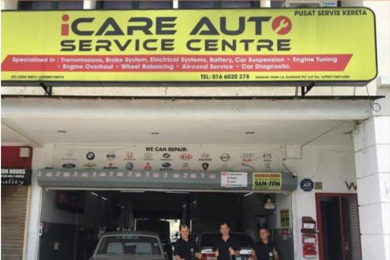 iCare Auto Service Centre