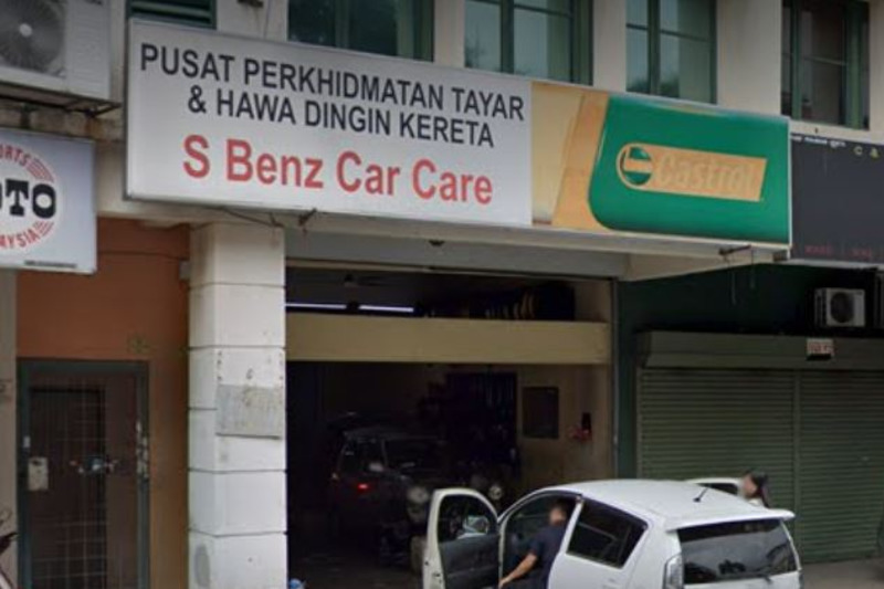S Benz Car Care