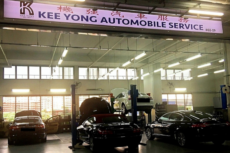 Kee yong automobile service
