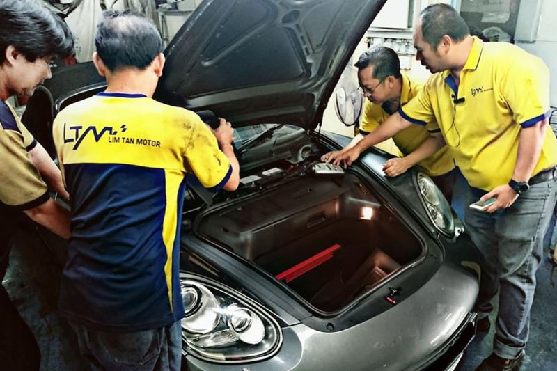 Lim Tan Motor (LTM) Service Center
