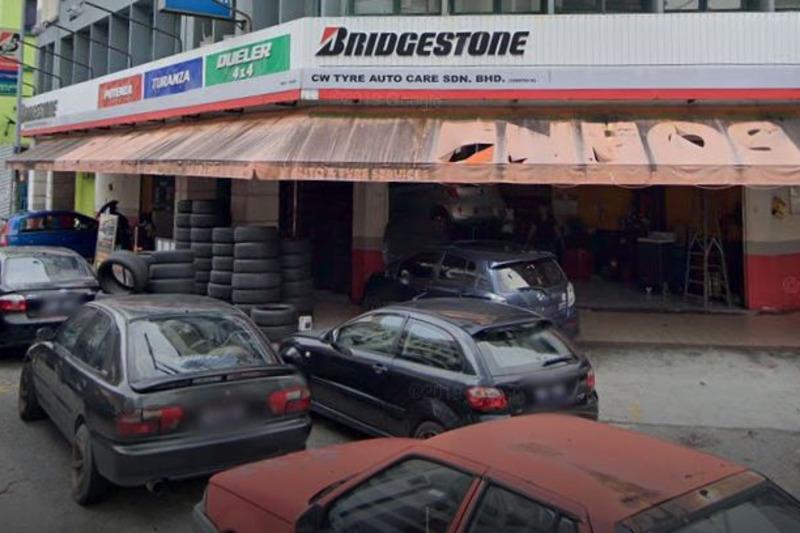 CW Tyre Auto Care