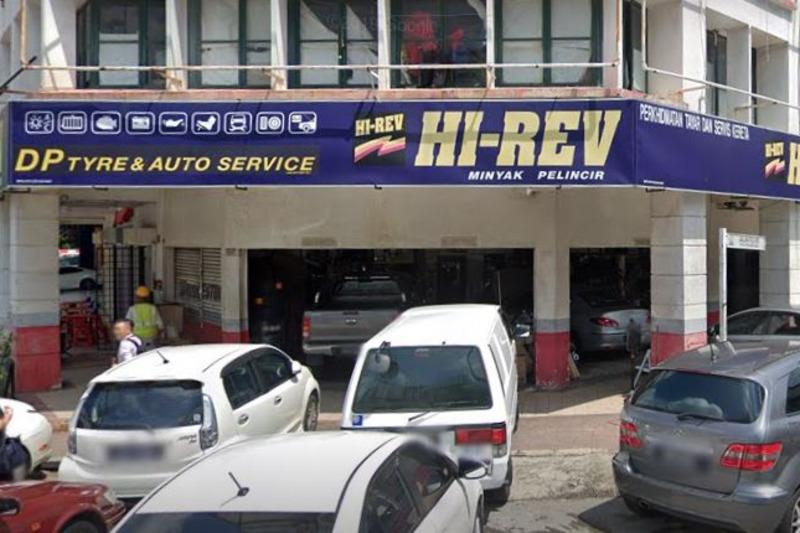 DP Tyre & Auto Service