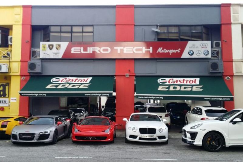 Euro Tech Motorsport