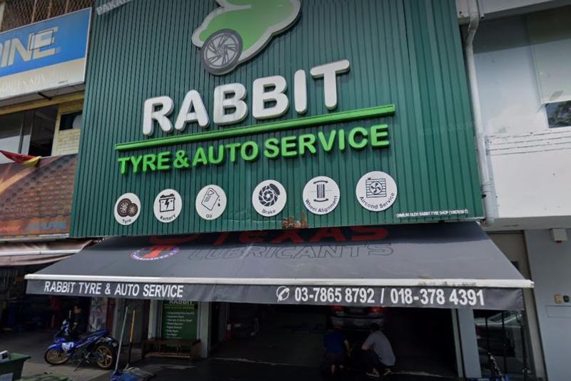 Rabbit Tire & Auto Service (SS2 Petaling Jaya)