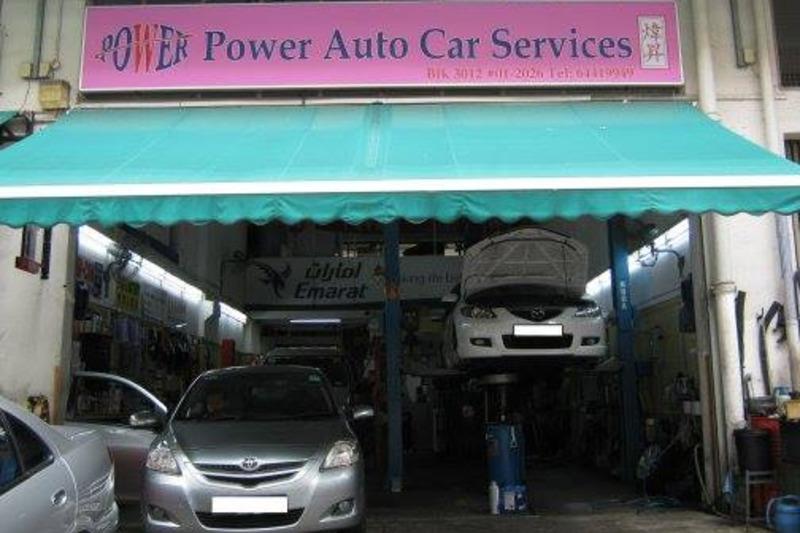 Power auto car services