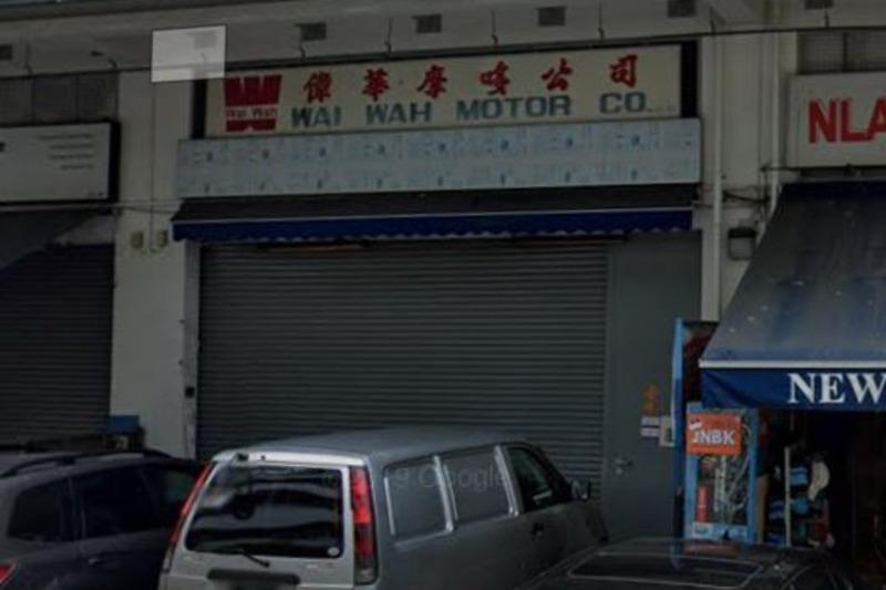 Wai wah motor