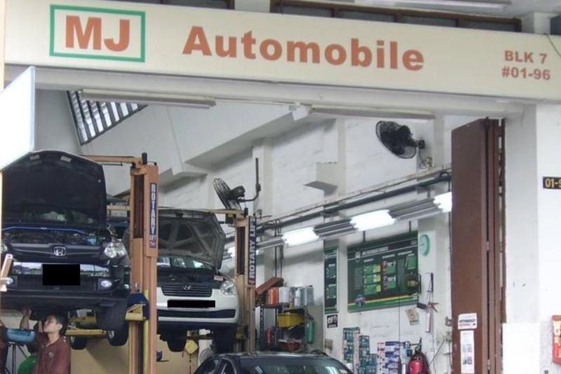 MJ Automobile