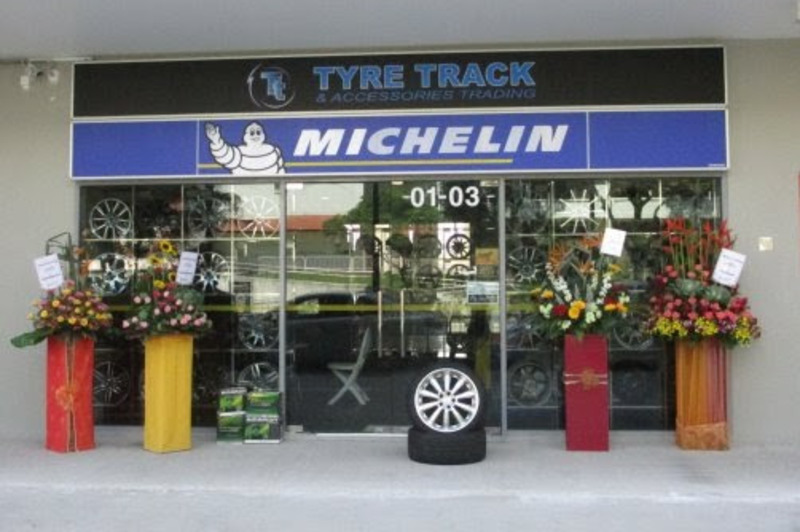 TyreTrack & Accessories Trading