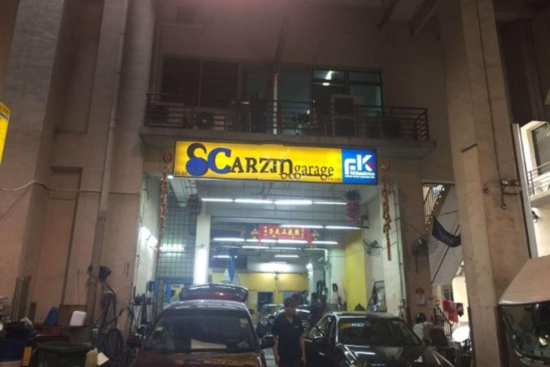 Carzingarage