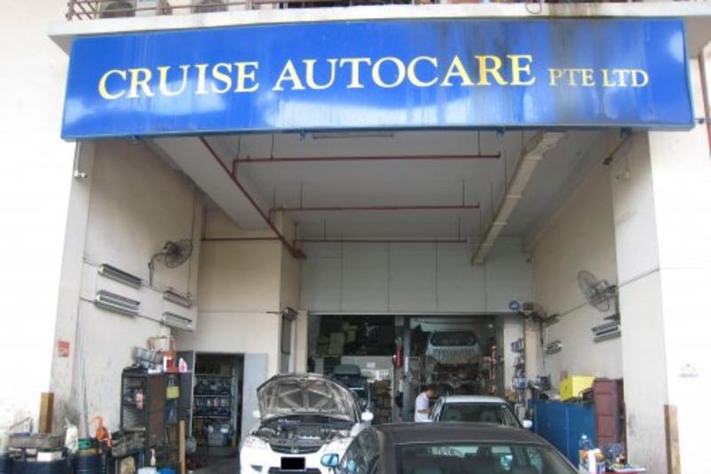Cruise autocare