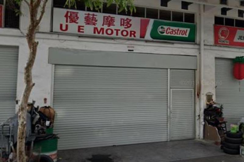 Ue motor