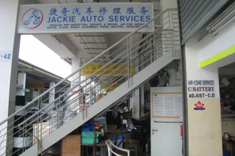 Jackie auto
