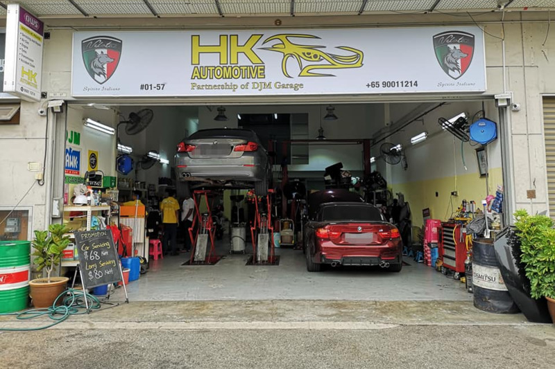 HK Automotive