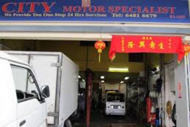 City motor specialist