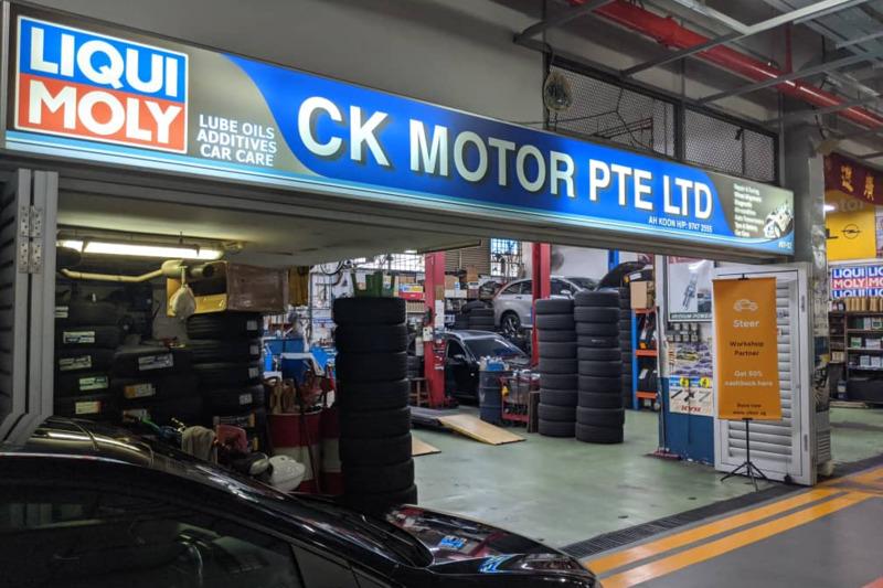 CK Motor