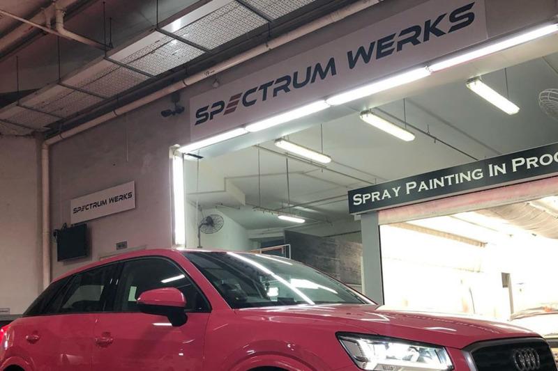 Spectrum Werks