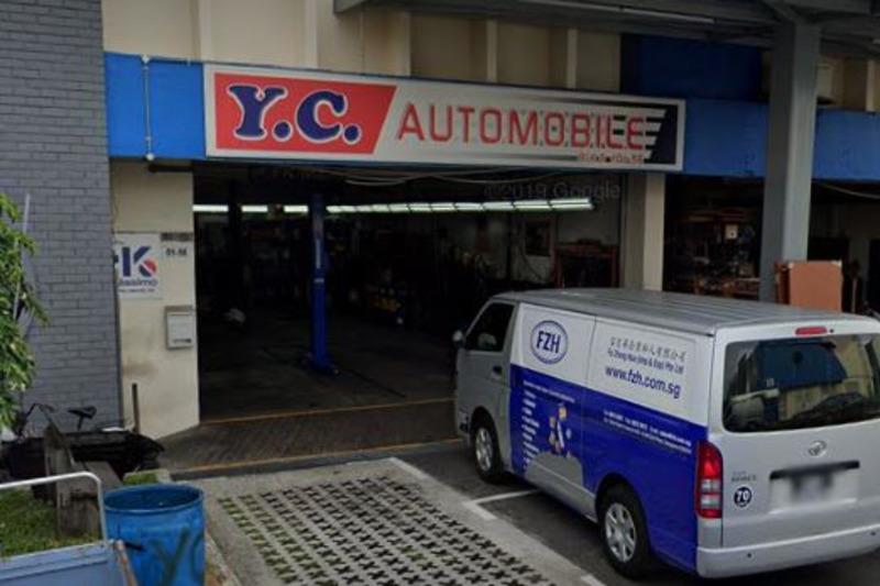Y.C. Auto Service