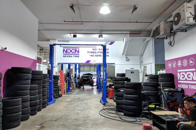 Soon huat tyres