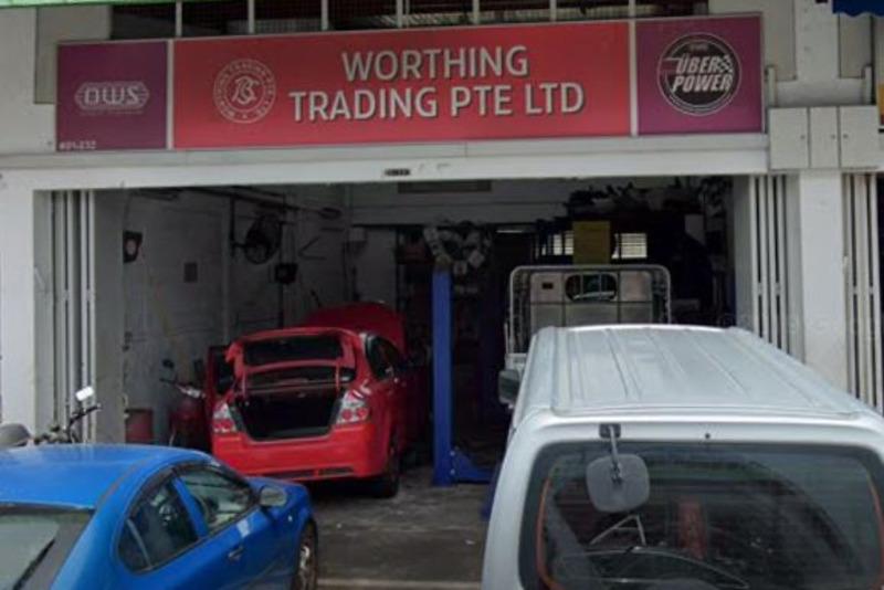 Worthing trading