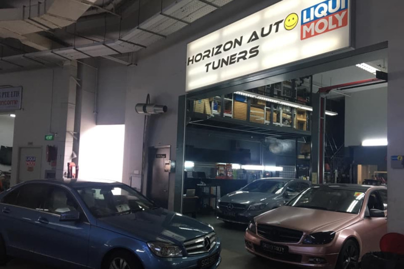 Liqui Moly 5W40 Servicing Package (Asian Car)